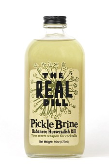 The Real Dill - Pickle Brine