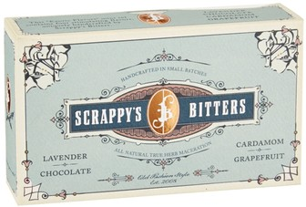 Scrappy's - Bitters Travel Gift Set #1 (Exotic)